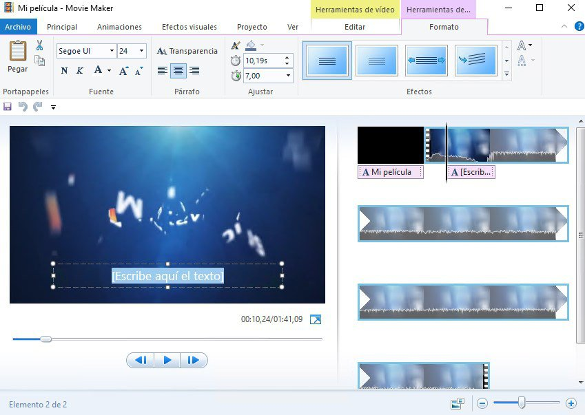 Phần mềm  Windows Movie Maker